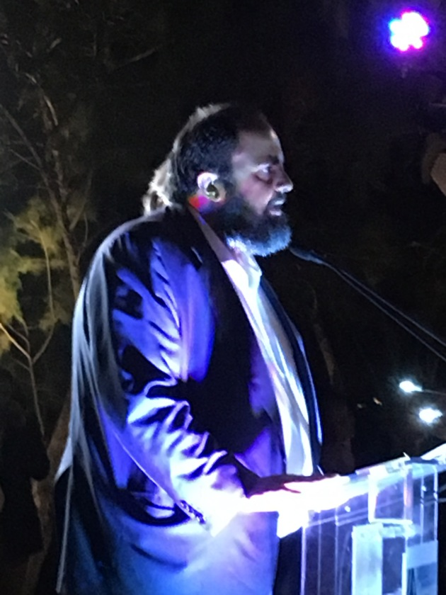 Marinakis award acceptance speech at Marshall Is Party